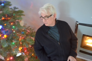 jeff onore and christmas tree